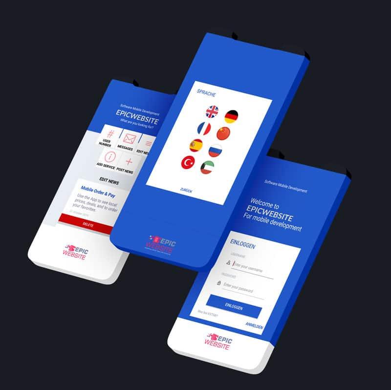 Zakelijke app laten maken