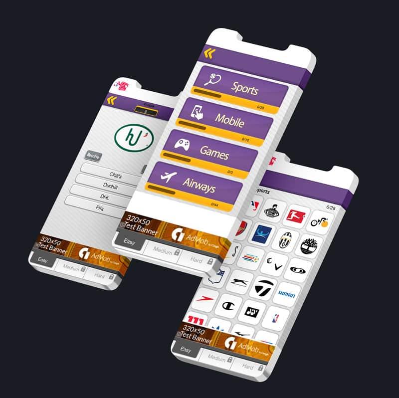 Ionic app laten maken voorbeeld game