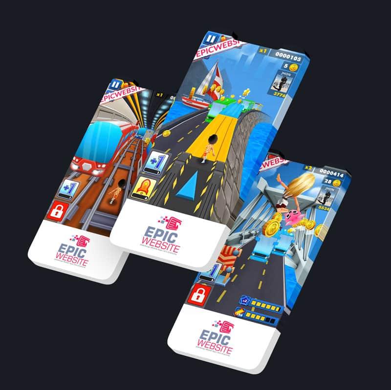 unity3d app laten maken