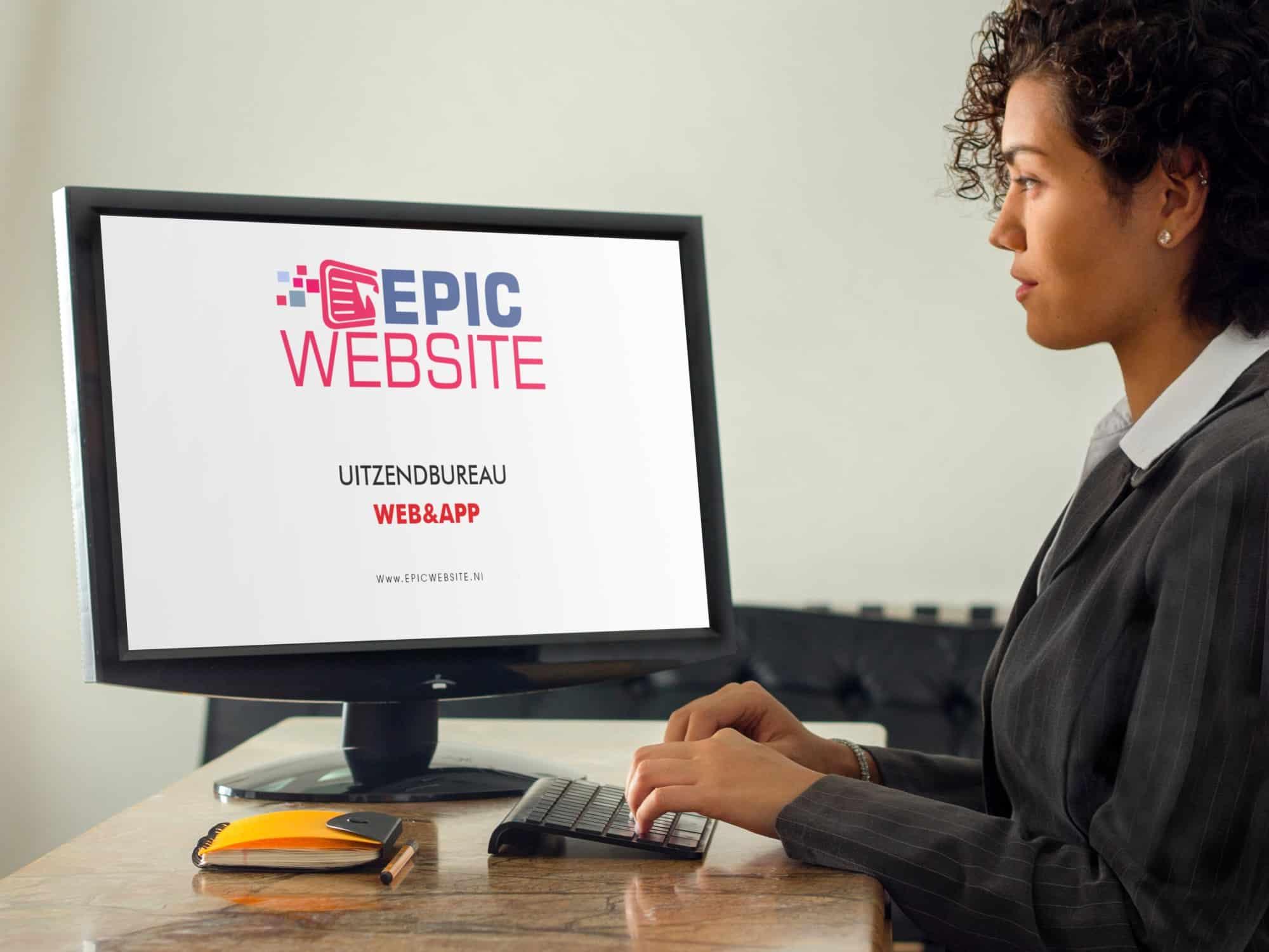 Een op maat gemaakte website voor een uitzendbureau laten ontwikkelen