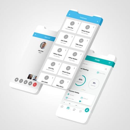 Bezorg app laten maken demo foro