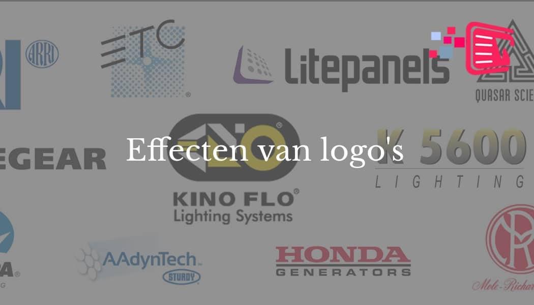 Logo's en de effecten die ze hebben